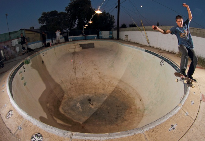 Shop Rider – Alex Vasquez – 5-0 roll in