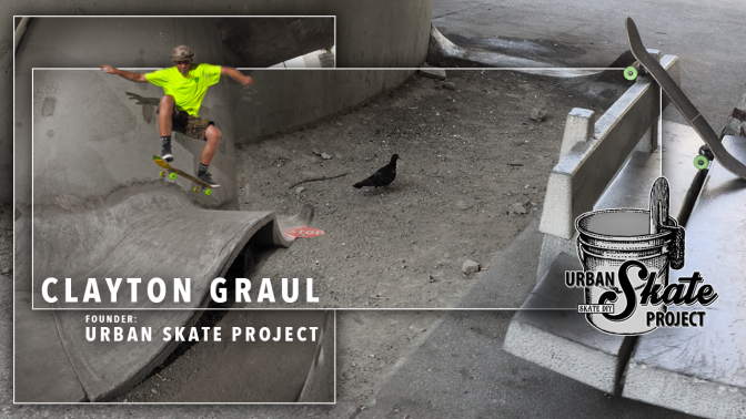 Shop Rider Clayton Graul Talks DIY Building