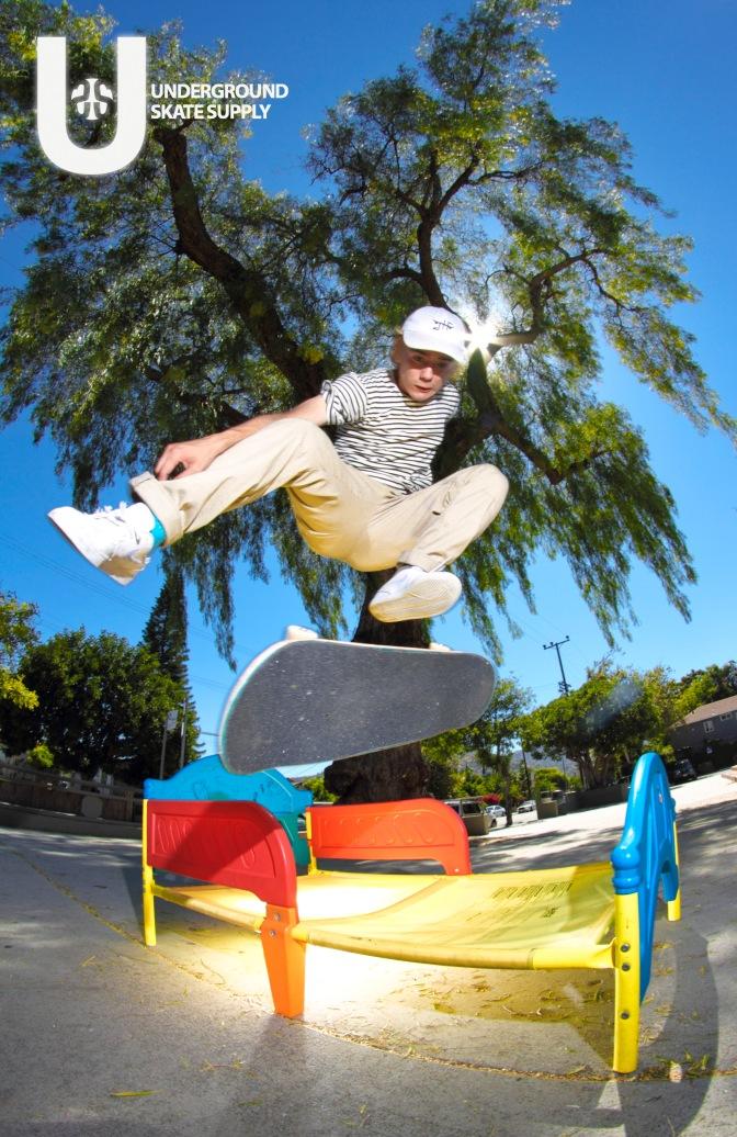 Angel Munoz -Underground Skate Fam