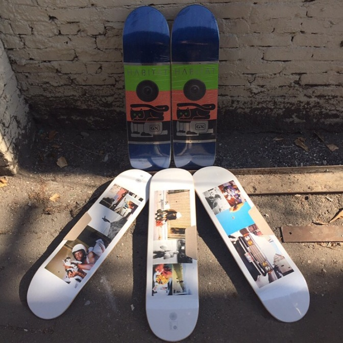 New Habitat Decks In