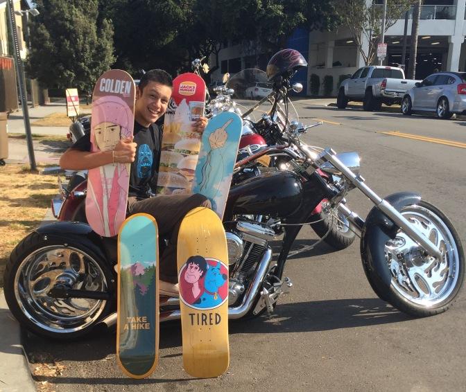 New Skate Mental