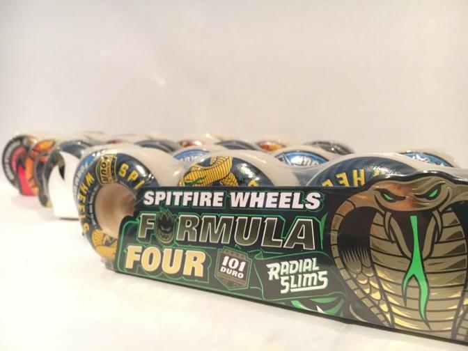 Spitfire Formula 4 restock