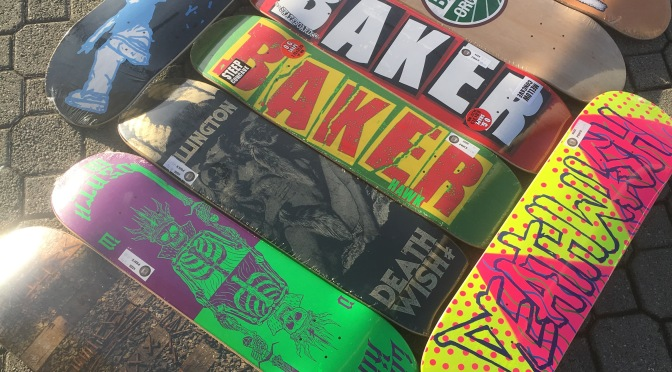 New Baker Deathwish and Heroin