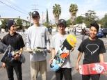 Javi, Scotty, Angel M. and Carlos