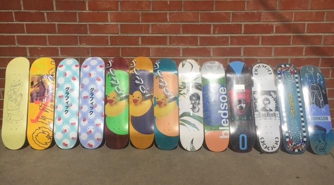 We now carry Quasi Skateboards