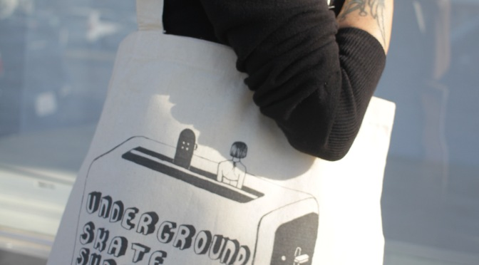 New Shop Tote Bags