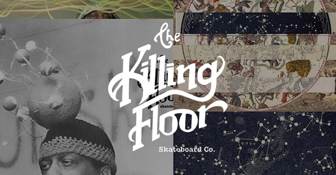 """Q and A With John, Owner of """"The Killing Floor"""" Skateboards."""