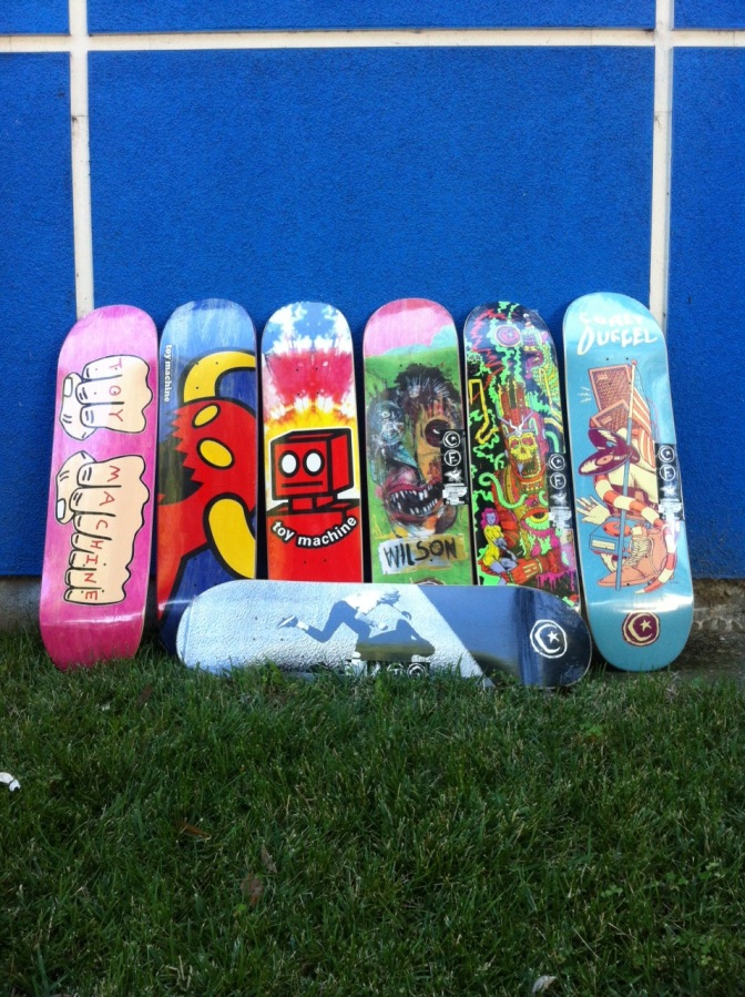 Tum Yeto Toy Machine Foundation Boards