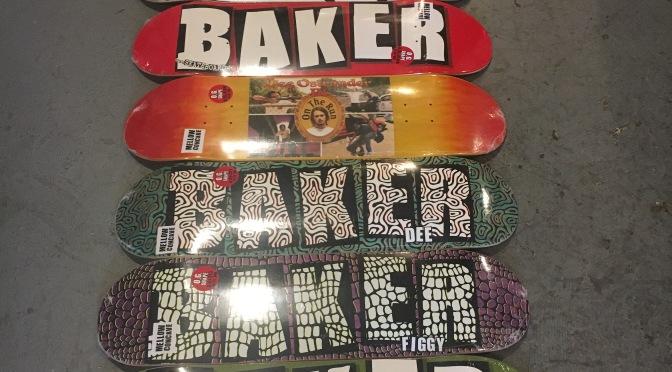 Baker Boys Incoming! Illegal Civ * Baker * Death Wish * Shake Junt * Death Lens * Heroin Skateboards