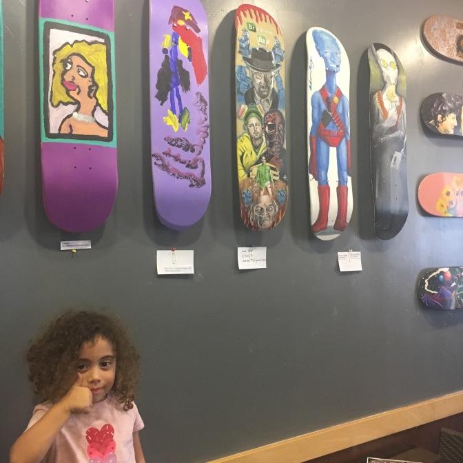 Video: art show