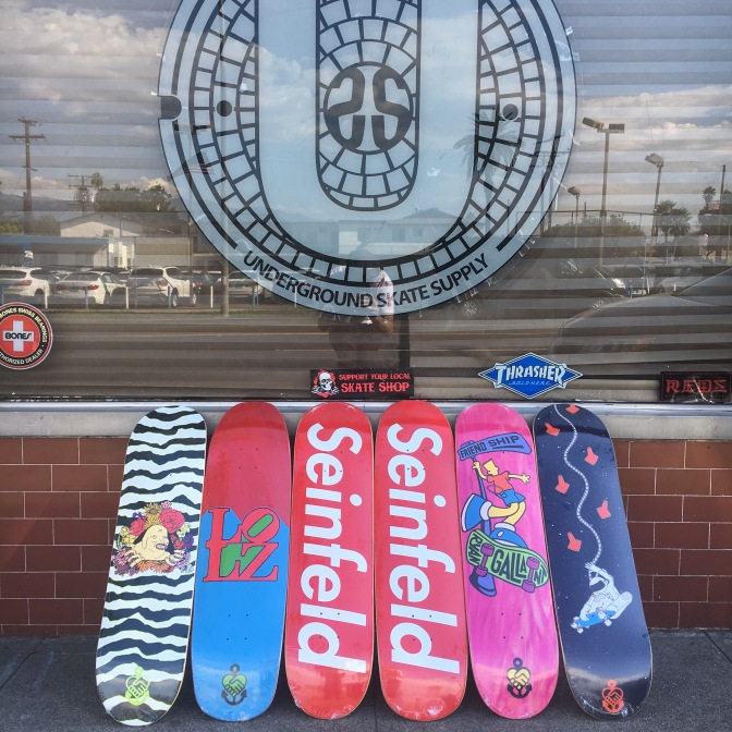 New Friend Ship Decks just in!