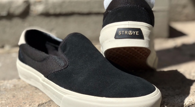 Straye Shoes Now Available