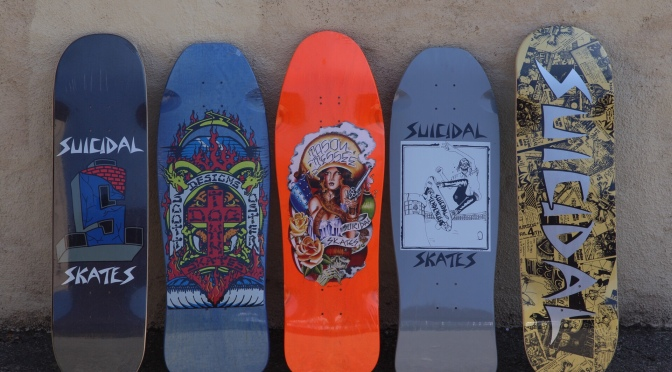 Now Carrying Suicidal X Dogtown